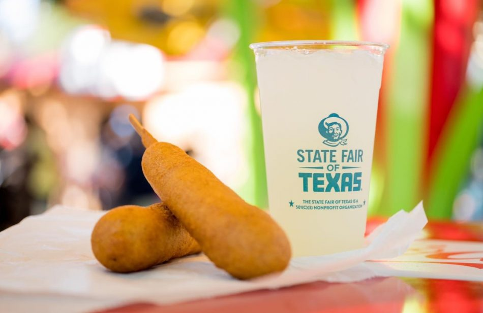 Fletcher's Corn Dogs where to eat in texase