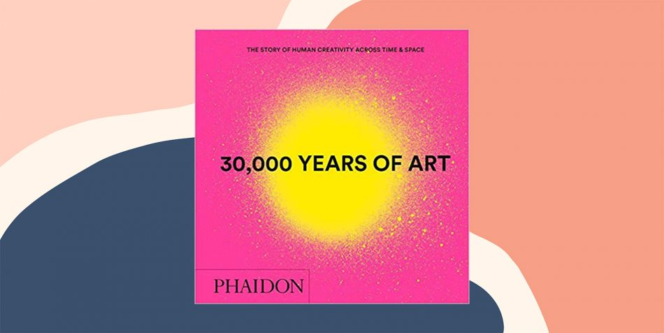 30,000 Year of Art coffee table book