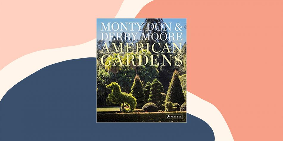 American Gardens best coffee table books