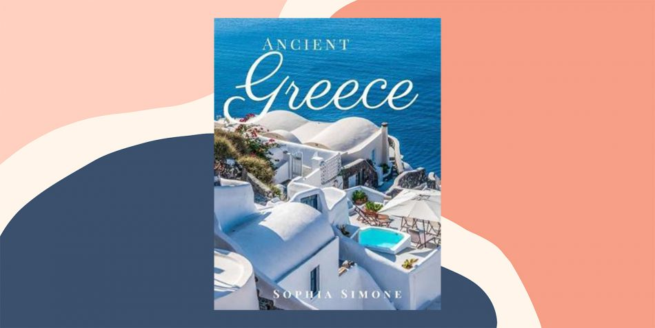 Ancient Greece coffee table book