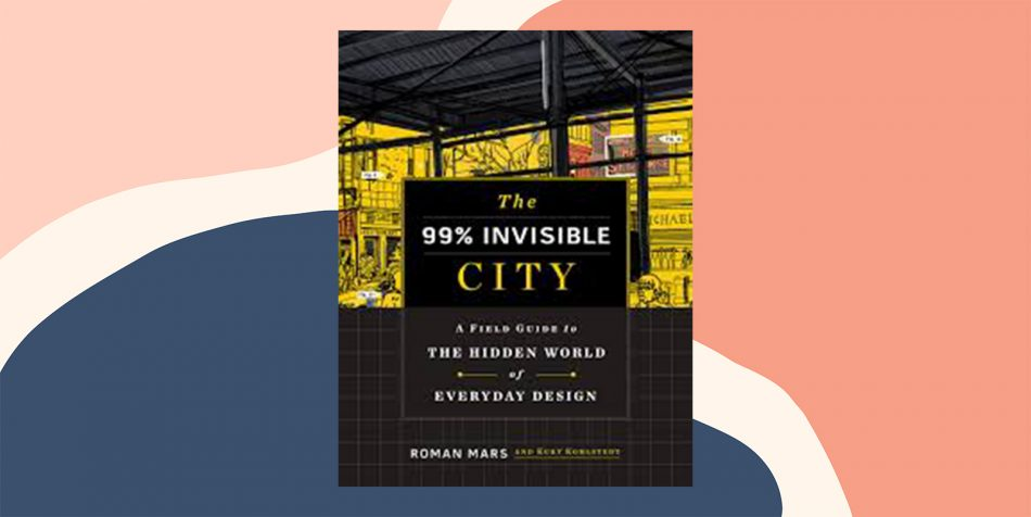 Invisible City coffee table book
