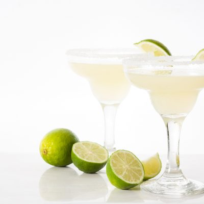 Texas is known for the margarita