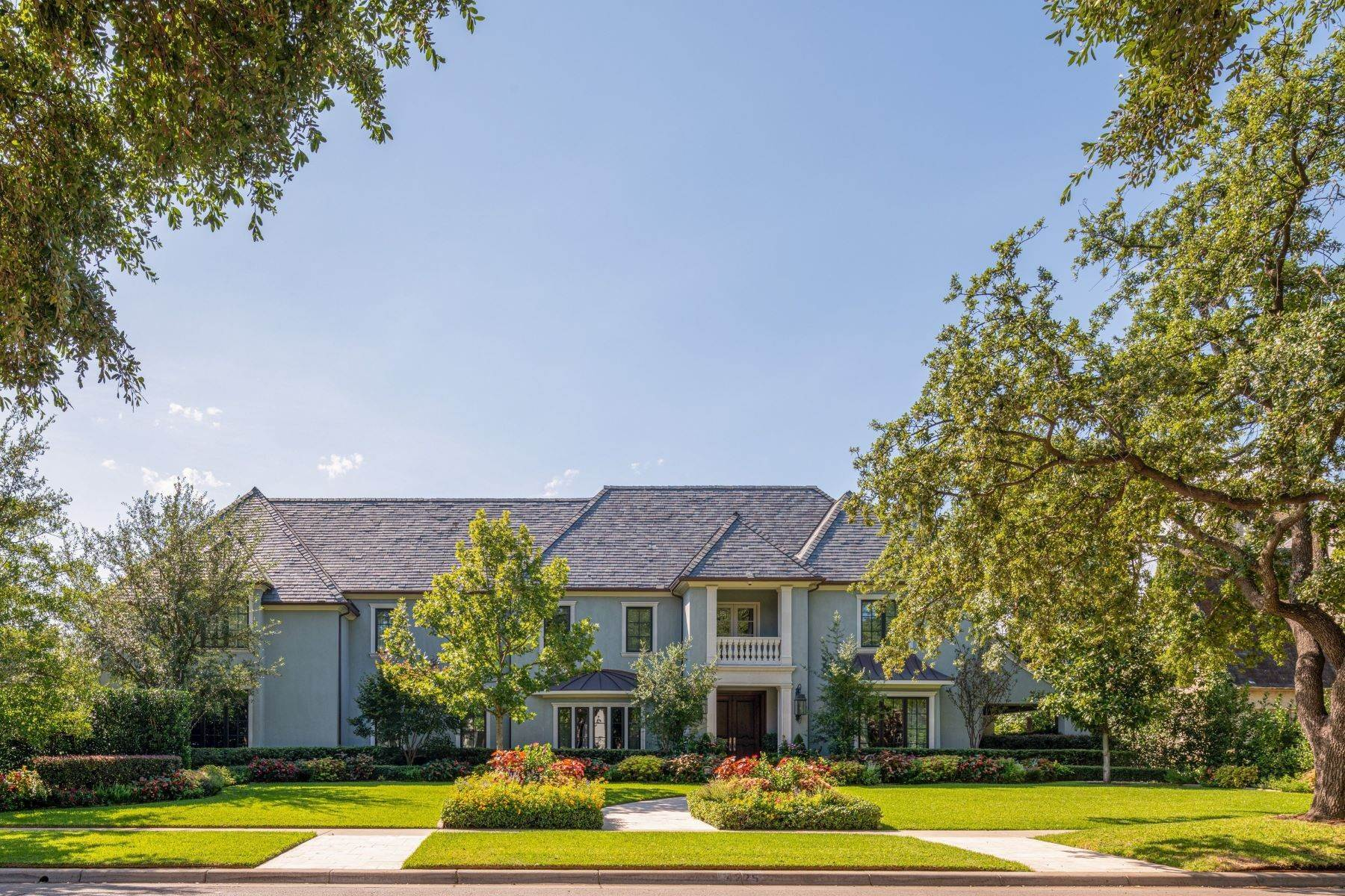 Single Family Homes for Sale at Heart of Highland Park Steps from HP Village 4225 Beverly Drive Highland Park, Texas 75205 United States