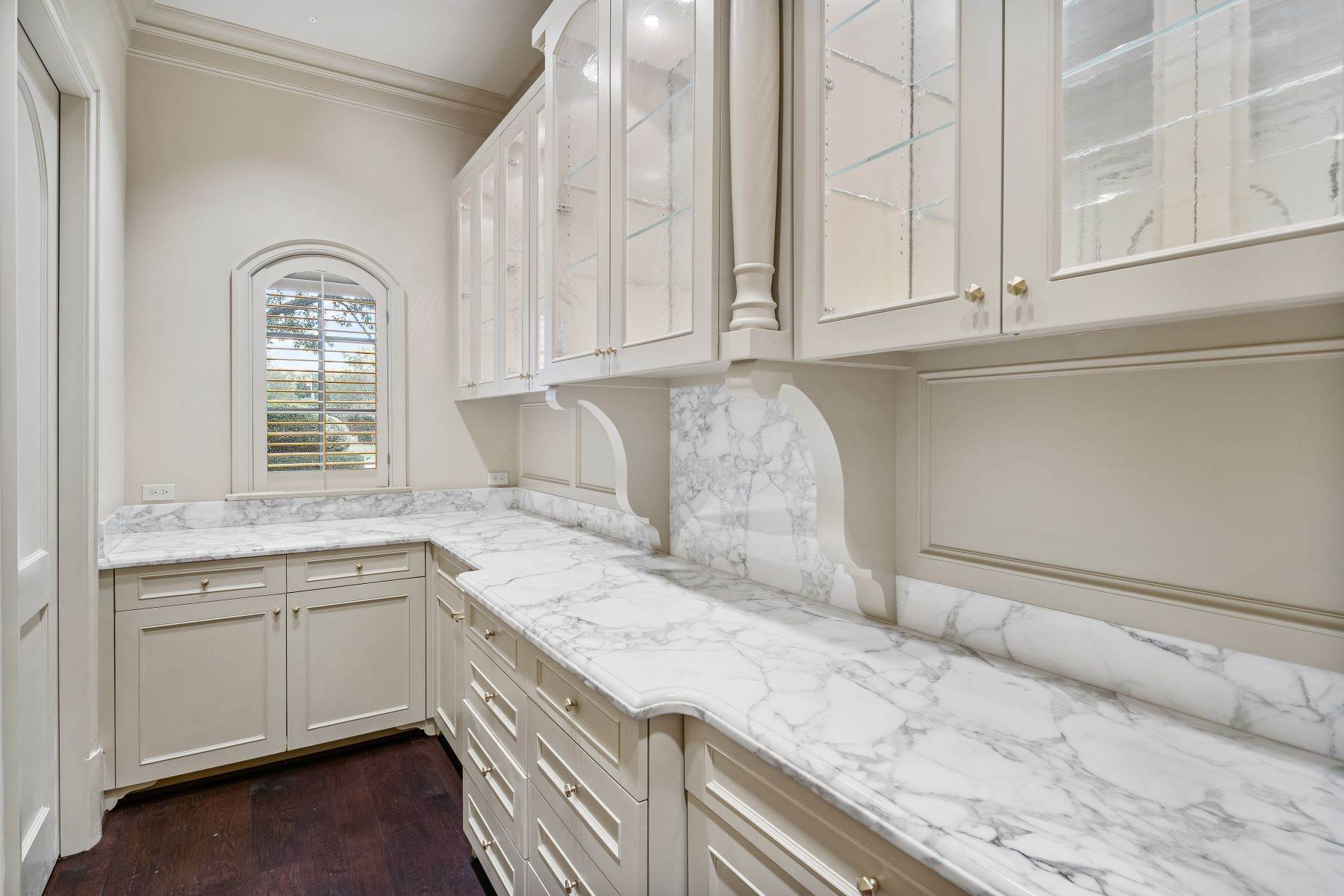 13. Single Family Homes for Sale at Extraordinary Preston Hollow Estate 5115 Ursula Lane Dallas, Texas 75229 United States
