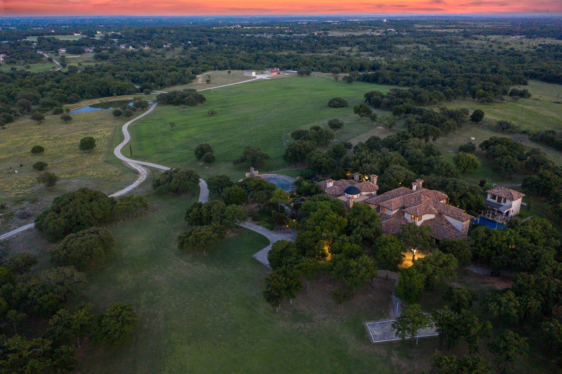 Farm and Ranch Properties for Sale at Dolce Vita Ranch 01 Dennis Road Weatherford, Texas 76087 United States