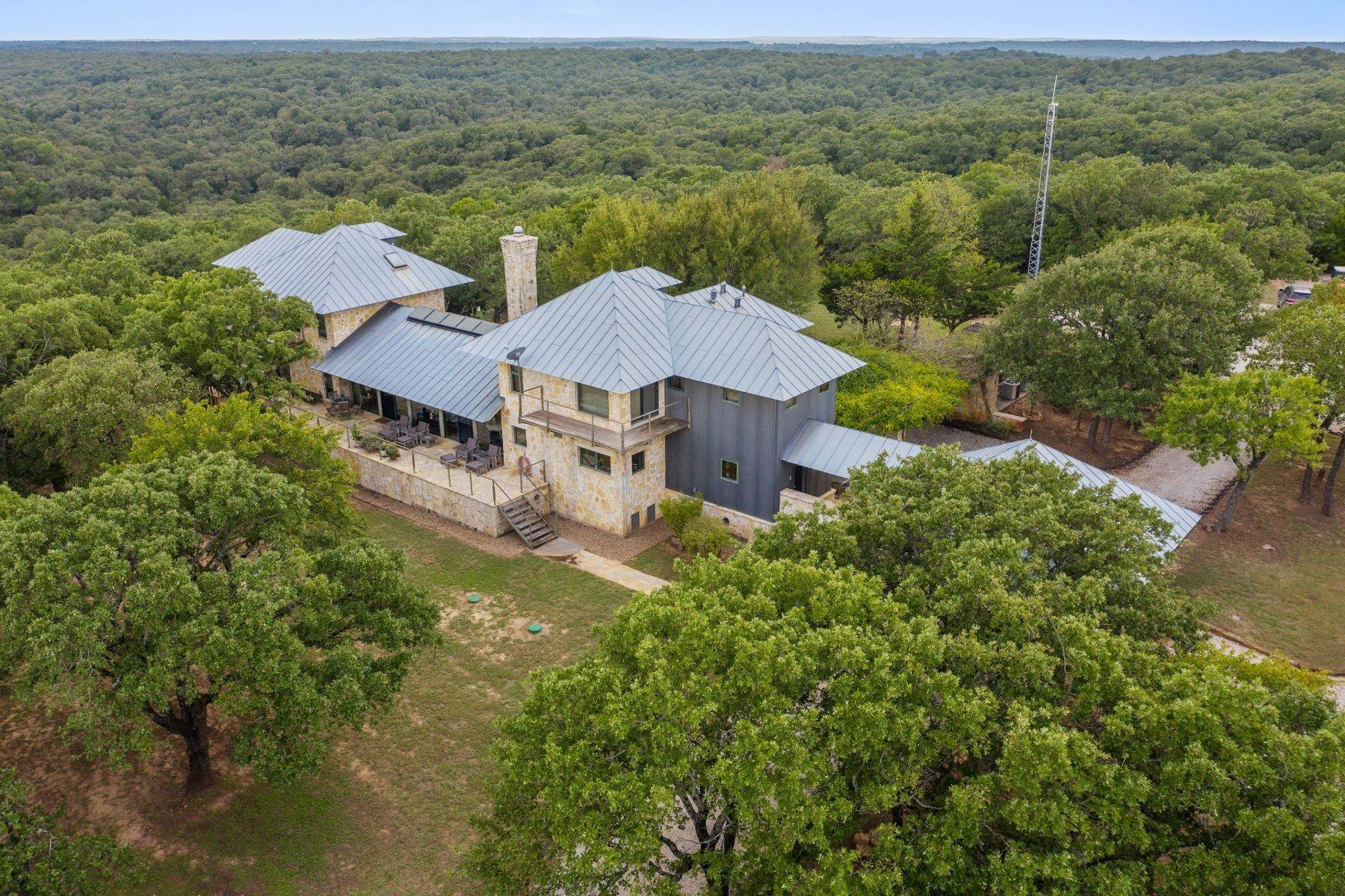 Farm and Ranch Properties for Sale at The Woods Ranch 3,048+/- Acres 1641 FM 2953 Saint Jo, Texas 76265 United States
