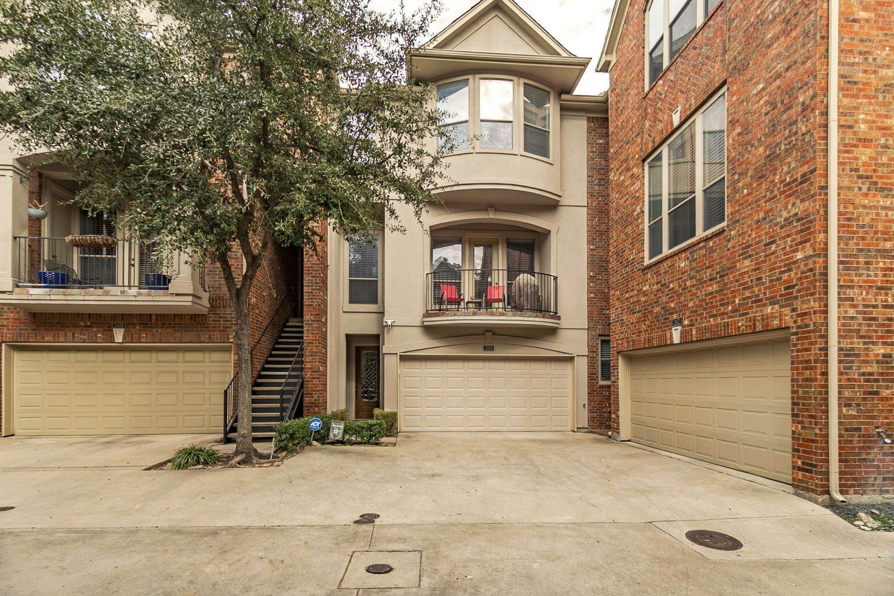 townhouses for Sale at 2404 Wild Cherry Way, Dallas, TX, 75206 2404 Wild Cherry Way Dallas, Texas 75206 United States