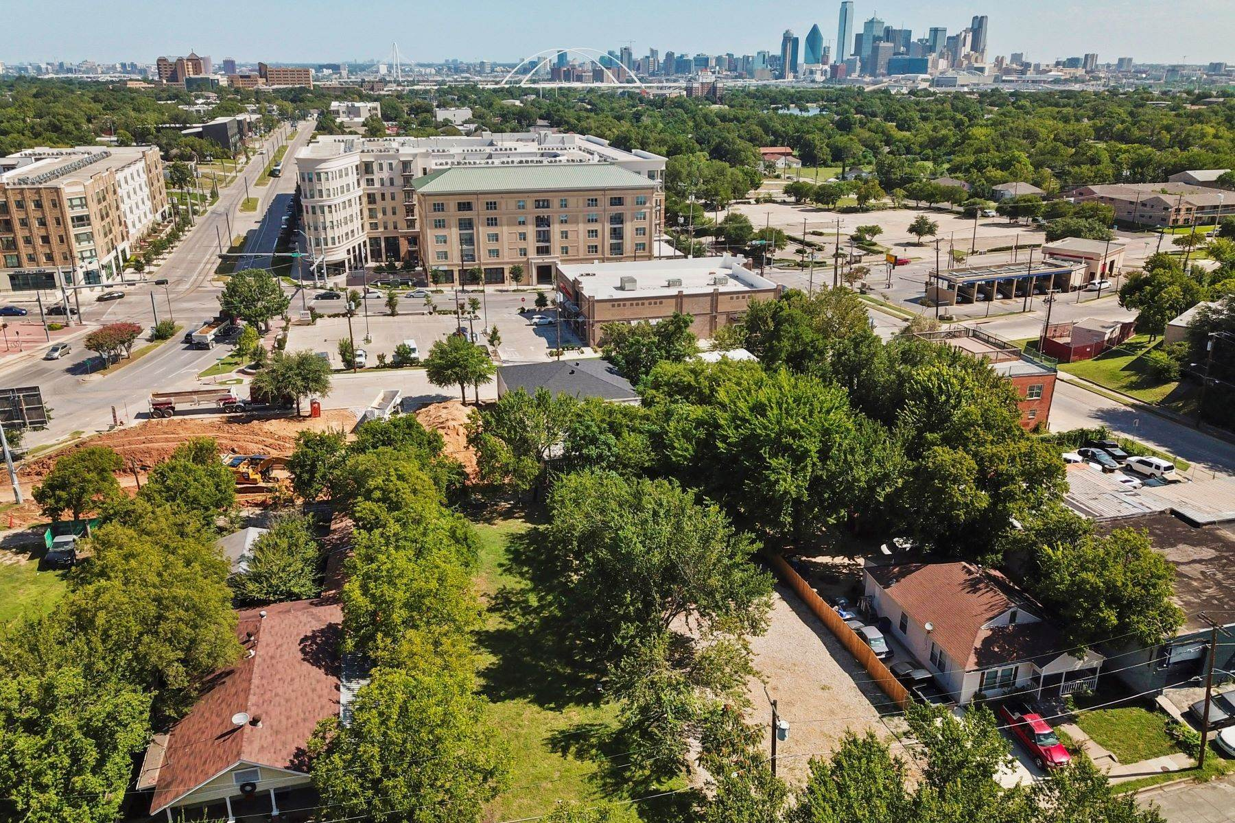 Land for Sale at Bishop Arts District Townhome Lot 115 8th Street Dallas, Texas 75208 United States