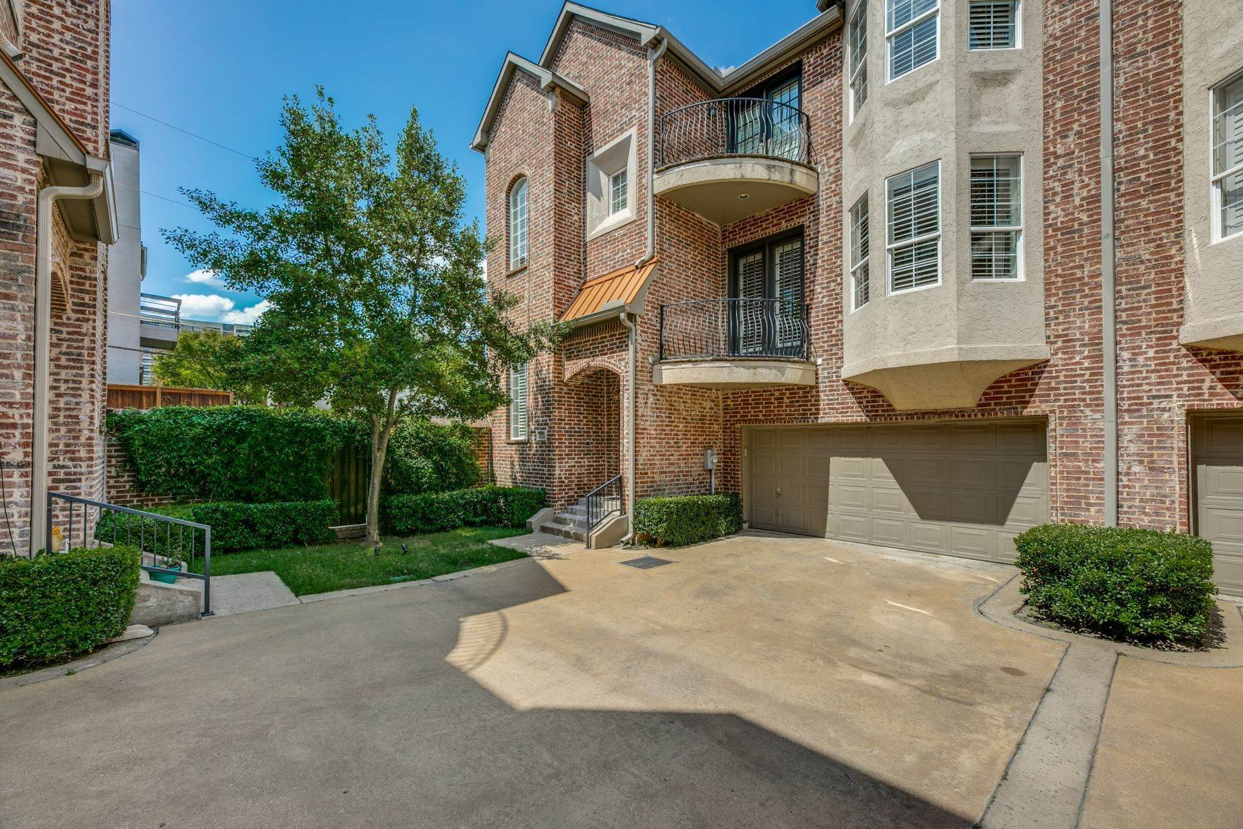 townhouses for Sale at 3951 Travis Street, Dallas, TX, 75204 3951 Travis Street Dallas, Texas 75204 United States