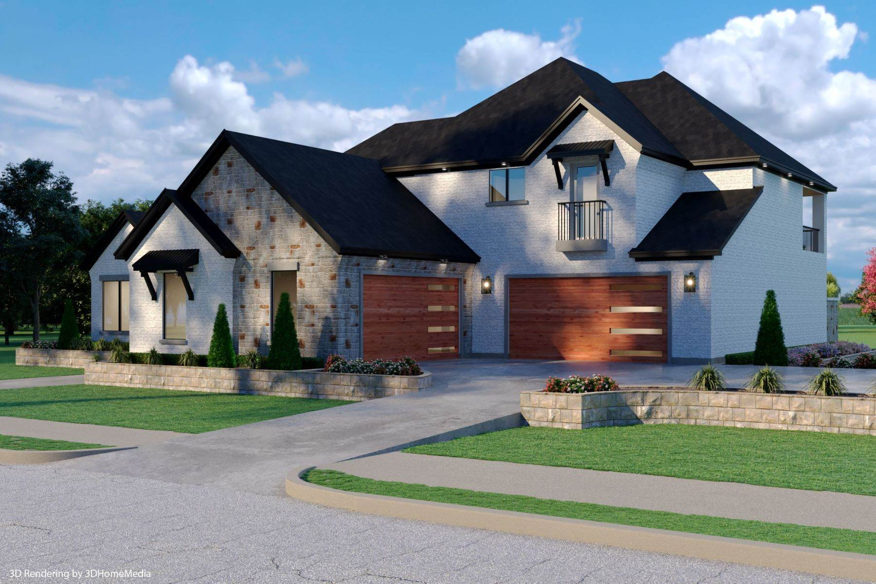 3. Single Family Homes for Sale at Stunning New Construction Luxury Home on a 1 Acre Lot 9017 Rumfield Road North Richland Hills, Texas 76182 United States
